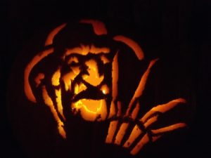Halloween 24-25 octobre et 31-1er novembre 2020